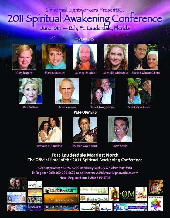 Spiritual Awakening Conference