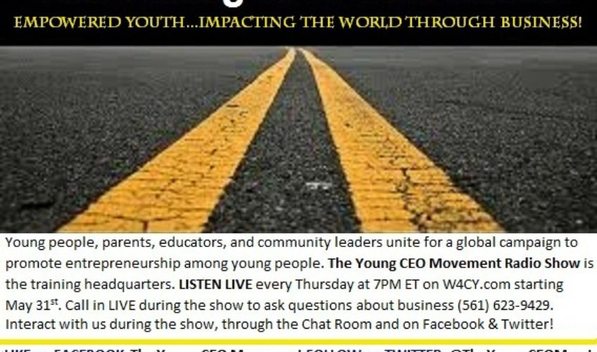 Join the Young CEO Movement