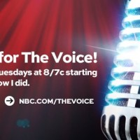 W4CY Radio's Host on NBC's The Voice