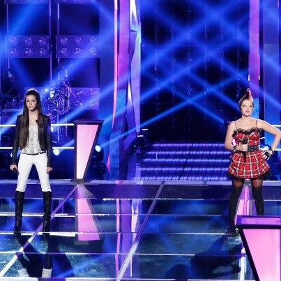 Michaela Paige on NBC's The Voice