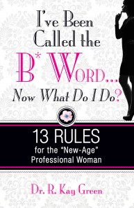 Dr. kay Green cover B Word