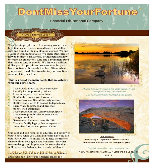 DontMissYourFortune  Flyer_Page_1