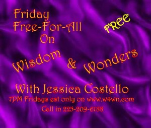 free for all wisdom and wonders