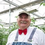 Farmer Lee Jones, Chefs' Garden