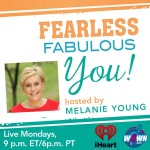 Listen to Melanie Young interview inspiring women and expects on health, nutrition and wellness Mondays, 9pm ET on sister station W4WN.com