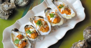 Red Fish Grill BBQ Oysters