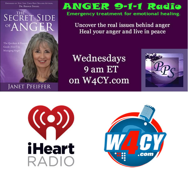Anger 911 Radio