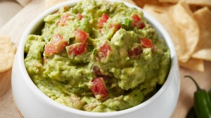 Check out this Guacamole recipe from Avocados from Mexico
