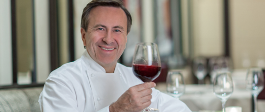 Chef Daniel Boulud Created Our Recipe for Love- The Connected Table LIVE Feb. 17