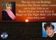 Susan Dintino..The Magic of Tarot with Radleigh Valentine