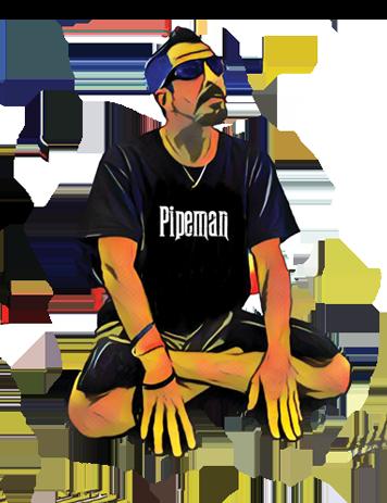 """Dean K. Piper aka """"The Pipeman"""