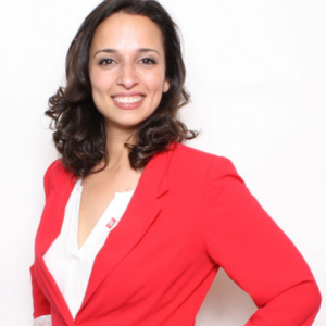 Yasmine Mustafa aims to leverage technology for good.