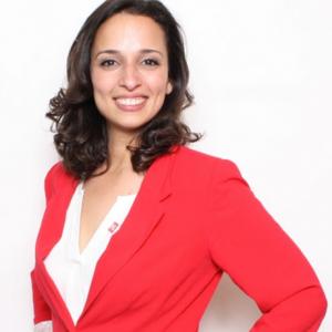 Yasmine Mustafa aims to leverage technology for good.