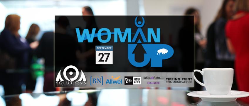 WomanUp Conference Buffalo, NY