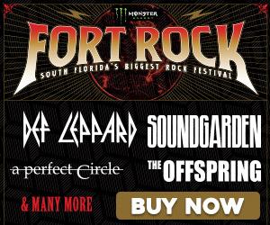 Fort Rock 2017