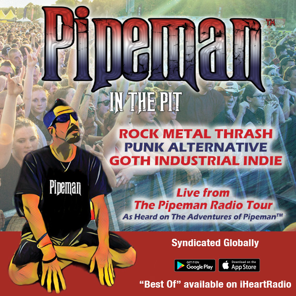 Dean K. Piper, CST, Pipeman Radio, The Adventures of Pipeman, Pipeman in the Pit