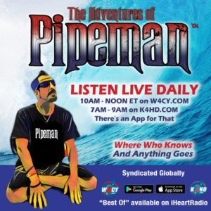 Dean K. Piper, CST, Pipeman Radio, The Adventures of Pipeman