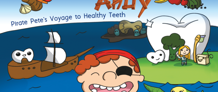 Tooth Ahoy Author and Mommy Blogger Lisa Soesbe on Your Book Your Brand Your Business
