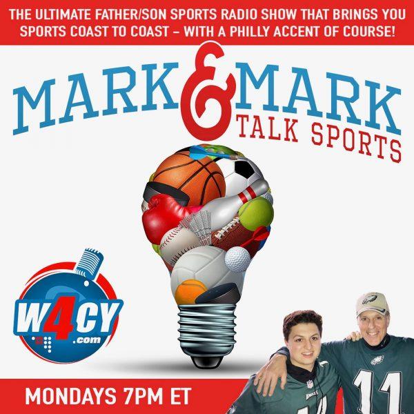 Mark & Mark Talk Sports
