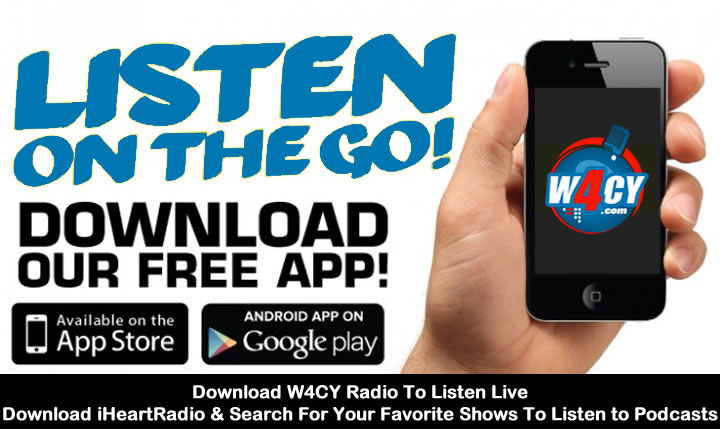 Download the W4CY Radio App