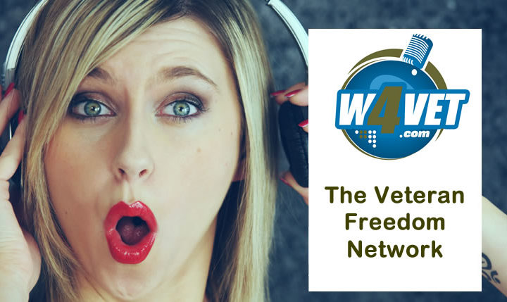 W4VET Radio - The Veteran Freedom Network