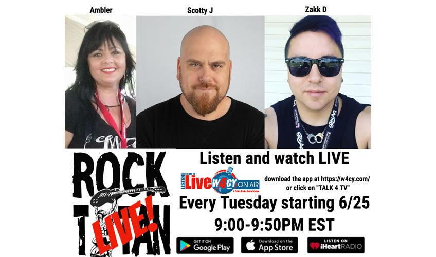 Rock Titan Live