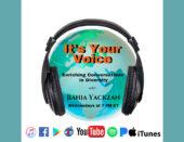 It's Your Voice
