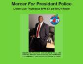 Mercer For President